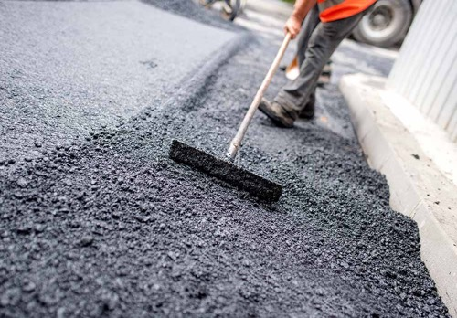 Asphalt Maintenance Dallas TX
