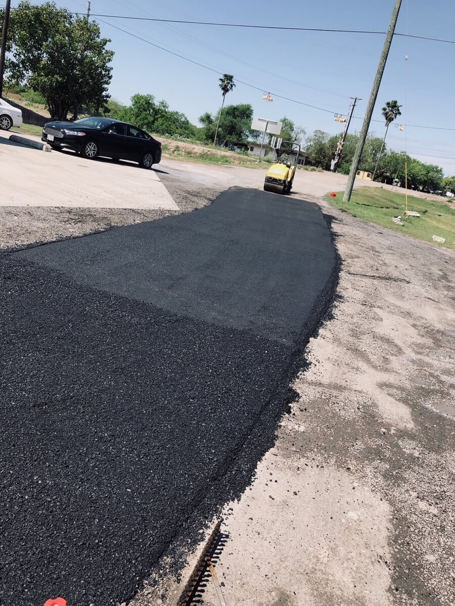 Asphalt Paving Dallas Texas