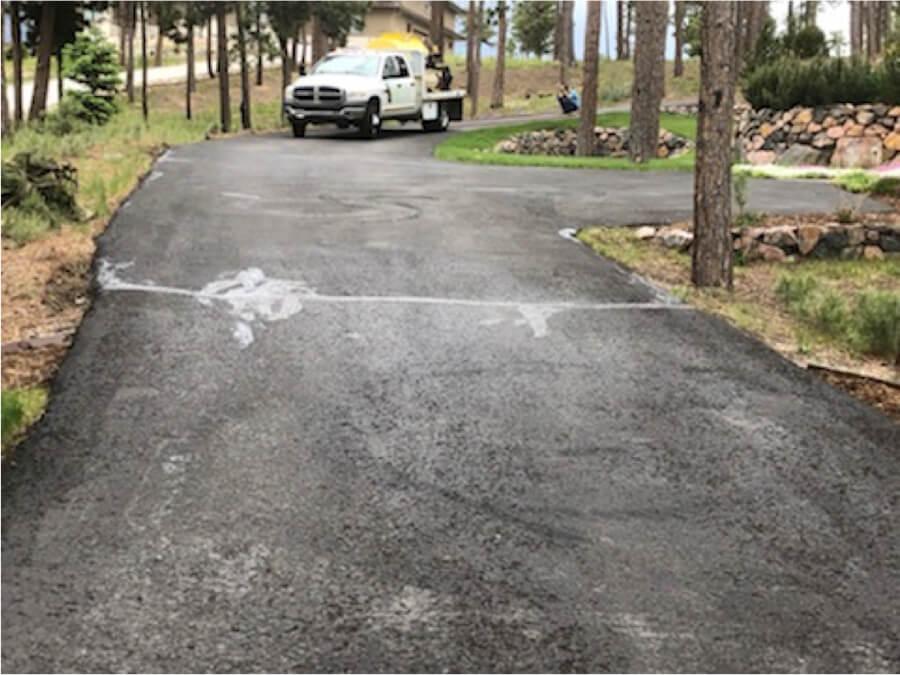 Dallas Paving Company - Asphalt Driveway