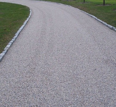 Ranch Roads Tar and Chip
